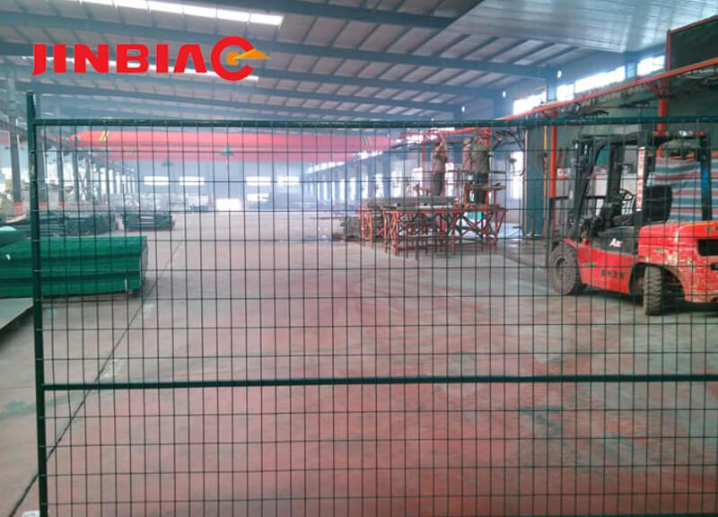 Welded Temporary Wire Mesh Fence