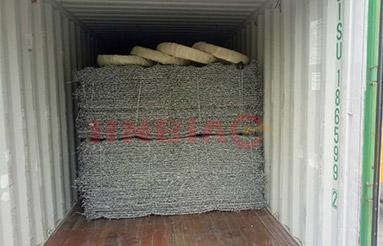 Celebration with you for Gabion Box