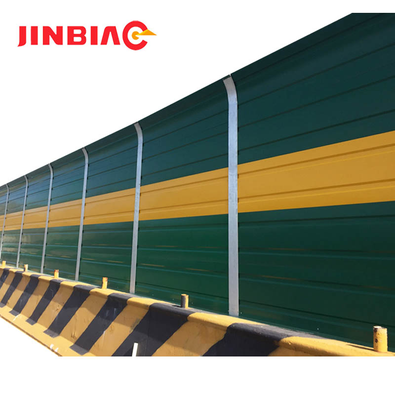 Anti Noise Shield Panel Sound Barrier Wall Highway