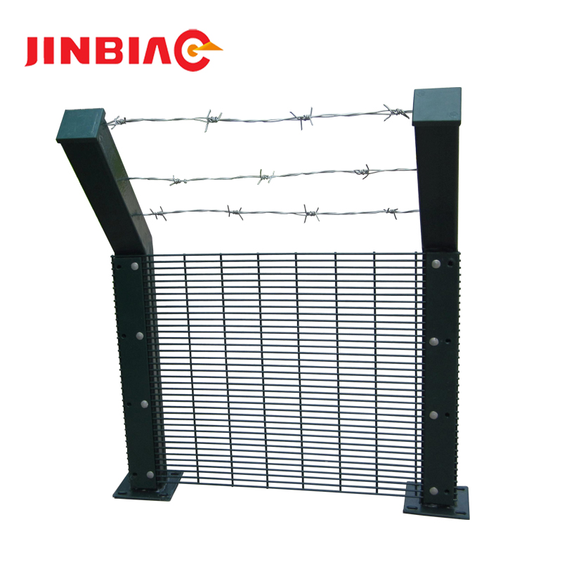 Easy assemble 3d weleded mesh fence cheap fences for sale