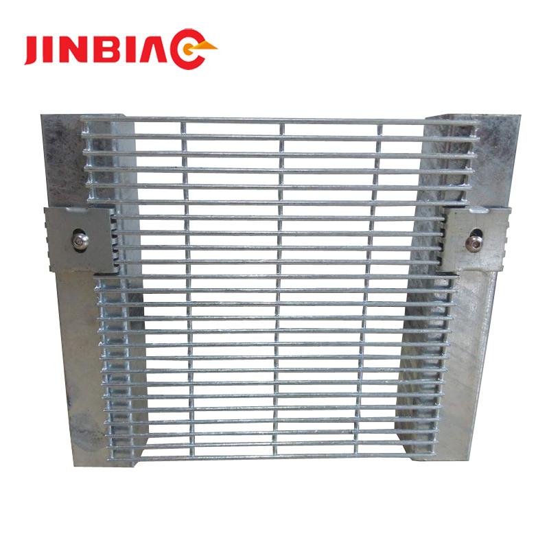 hot sales original manufactuer and best quality 358 anti-climb security fence-jinbiao