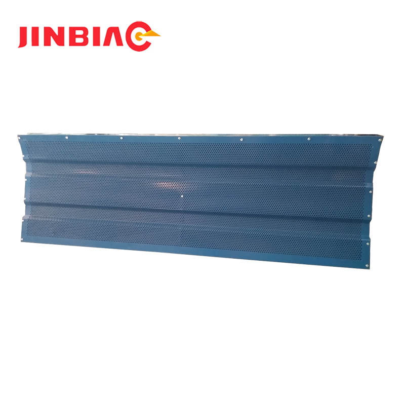 Expressway Noise Arrester Clear sound proof Acrylic noise protection barrier