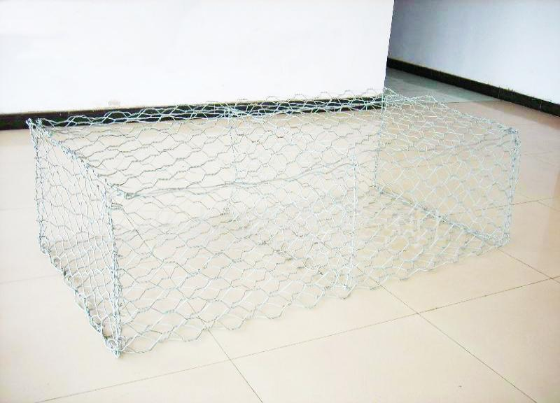PVC coated mattress price galvanized gabion box