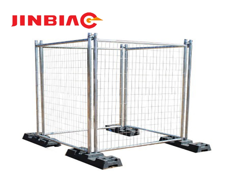 Safety Barrier Construction Temporary Fence Fence Construction Used