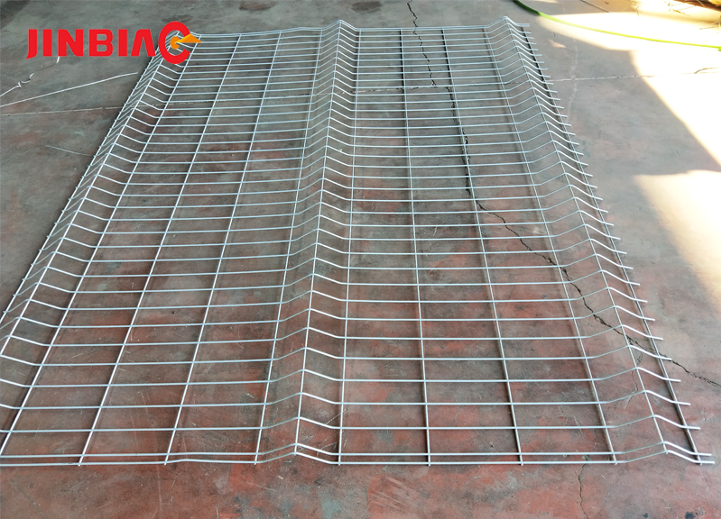 Wholesale Security Garden Wire Mesh Fence Panels jinbiao