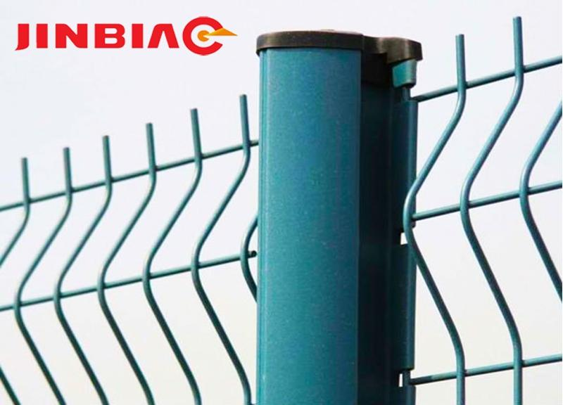 Metal Wire Mesh Fence Panel/ Fence Panel jinbiao