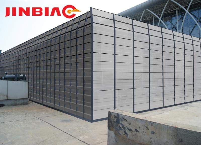 Temporary noise barrier noise barriers prices
