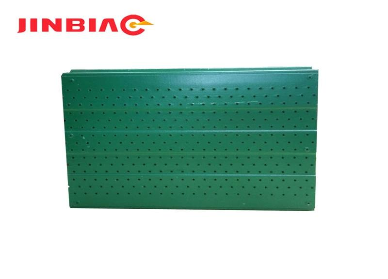 Noise barrier polycarbonate sound fence reduction sheet