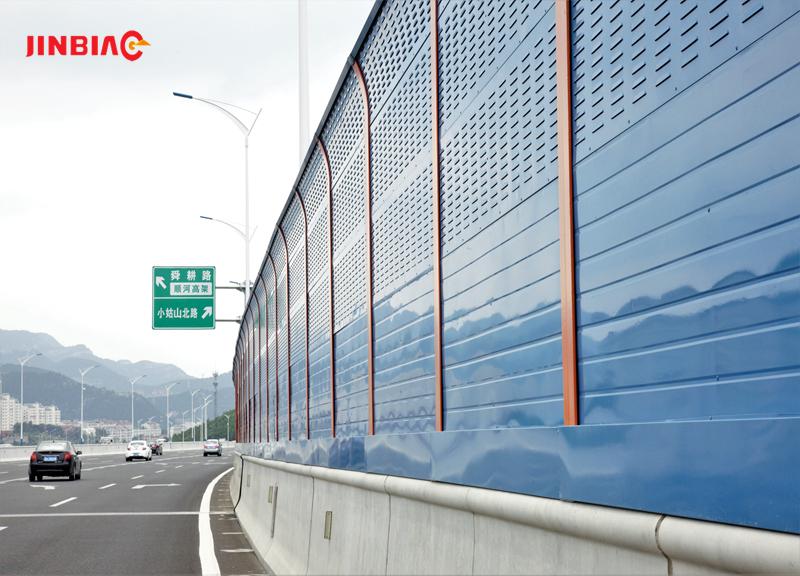 China JINBIAO Sound insulation cotton barrier manufacturer
