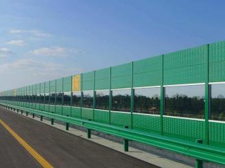 How much do you know about installing highway noise barriers?