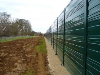 what should be paid attention to during the installation of sound insulation barriers?